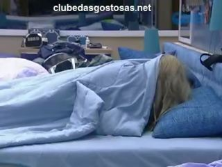 BBB 15 - Aline Punhetando Fernando #2 - clubedasgostosas.net